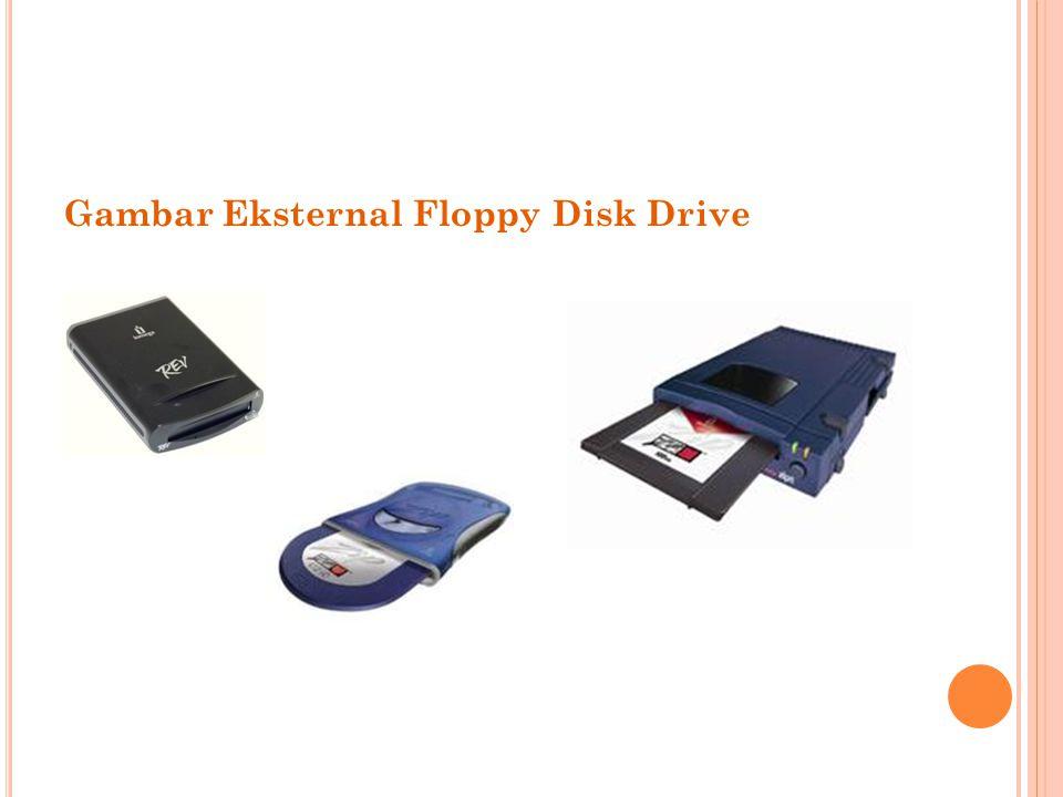 Gambar Eksternal Floppy Disk Drive