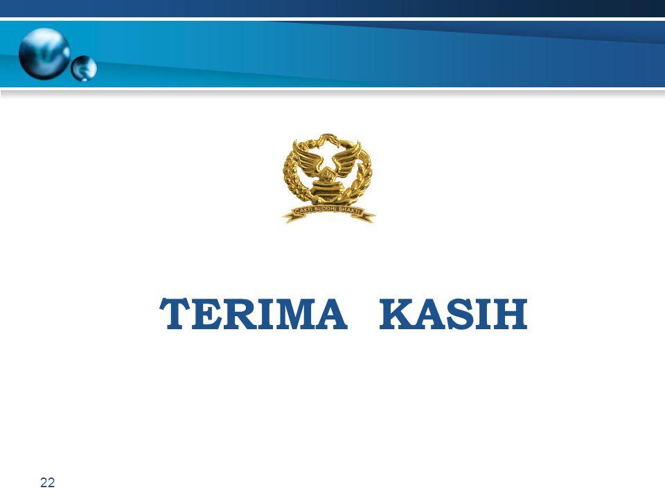 TERIMA KASIH 22
