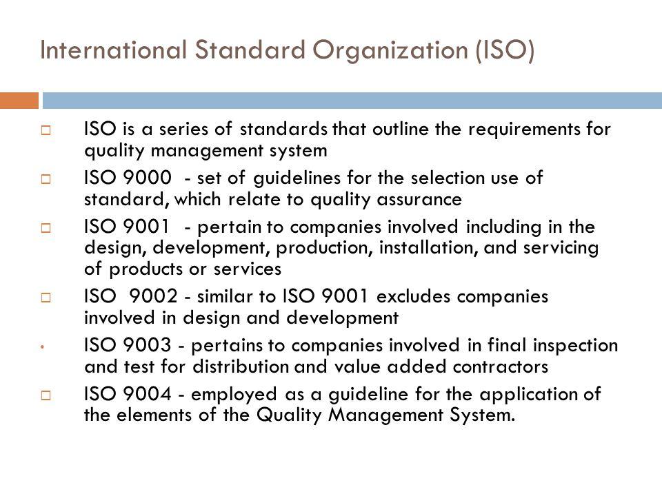 Tahapan Manajemen Kualitas  Perencanaan Kualitas Proses mengidentifikasi standar kualitas yang relevan dengan proyek yang sedang dikerjakan, dan menentukan bagaimana agar dapat memenuhi standar kualitas tsb  Penjaminan Kualitas Menjalankan apa yang sudah direncanakan untuk menjamin bahwa tim proyek sudah menjalankan semua proses yang dibutuhkan untuk memenuhi standar kualitas yang relevan  Mengendalikan Kualitas Memonitor hasil-hasil proyek yang spesifik untuk memeriksa apakah sudah memenuhi kualifikasi standar relevan yang sudah disepakati dan mengidentifikasi cara untuk meningkatkan kualitas secara menyeluruh