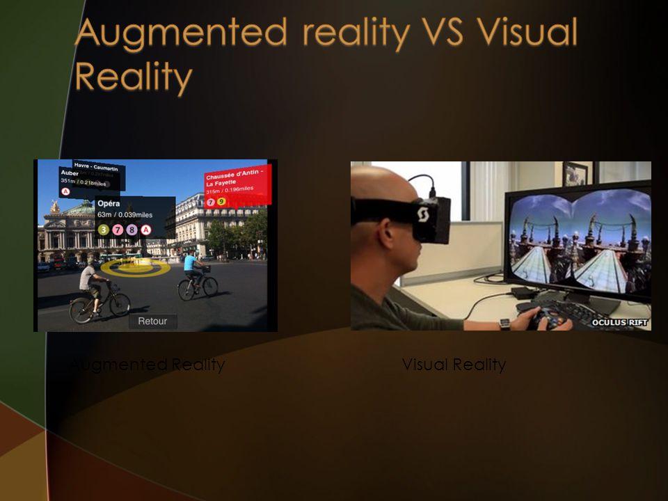  Menggabungkan dunia nyata dan visual komputer  Menyediakan interaksi dengan objek visual secara lagnsung  Mengenali gambar atau benda
