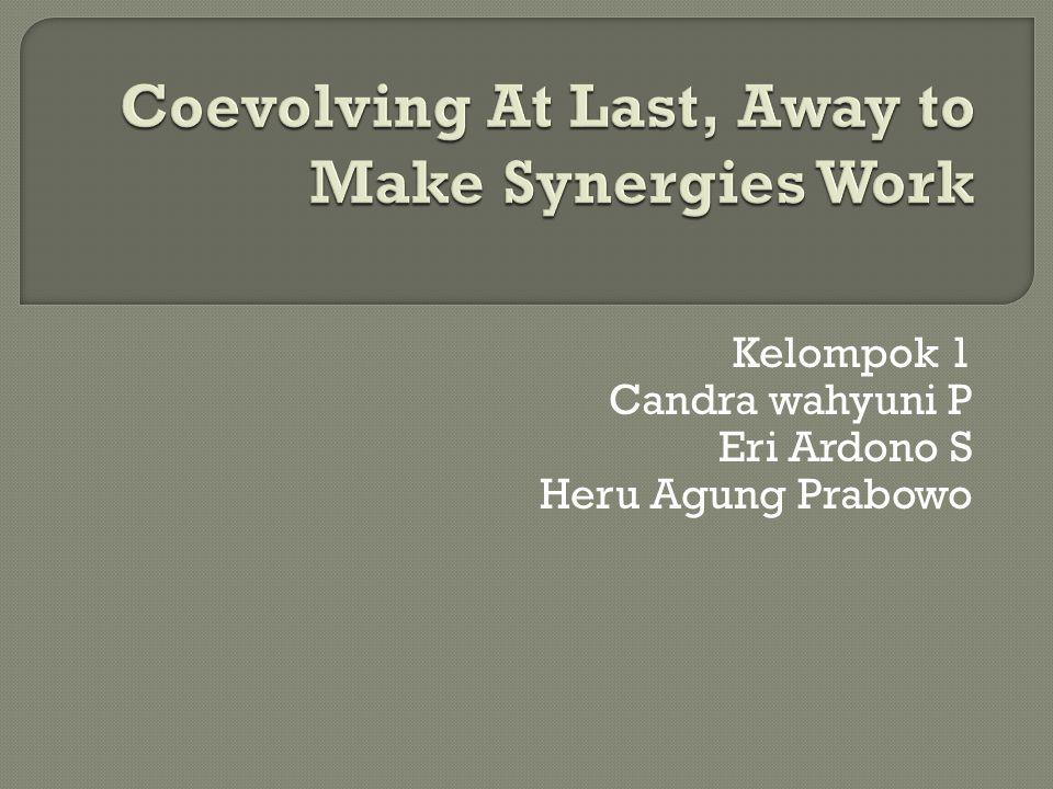 Kelompok 1 Candra wahyuni P Eri Ardono S Heru Agung Prabowo