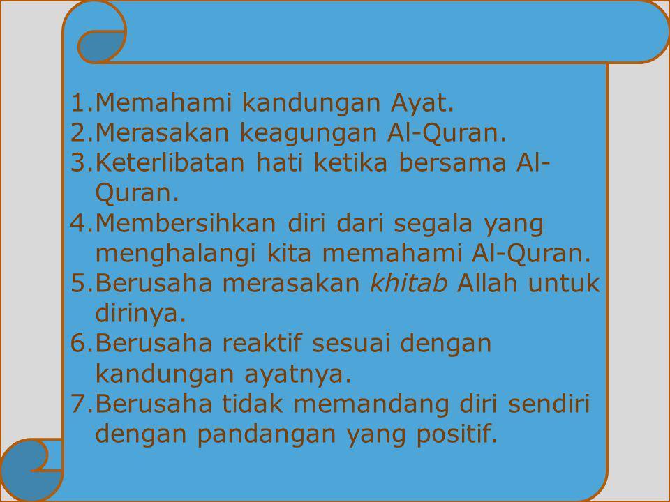 Imam Ghazali Kiat menguak cakrawala hidup di bawah naungan Al-Quran