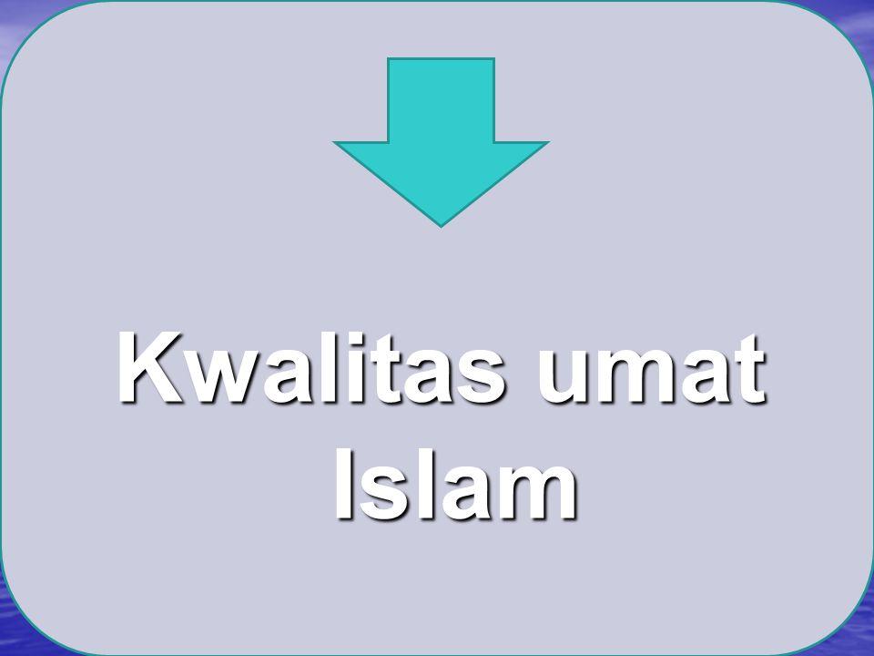 Berapa banyak umat Islam Indonesia yang memiliki Al-Quran .
