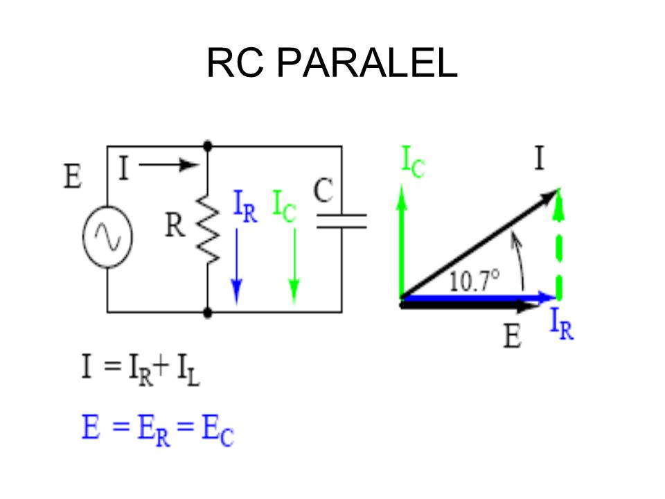 RC PARALEL