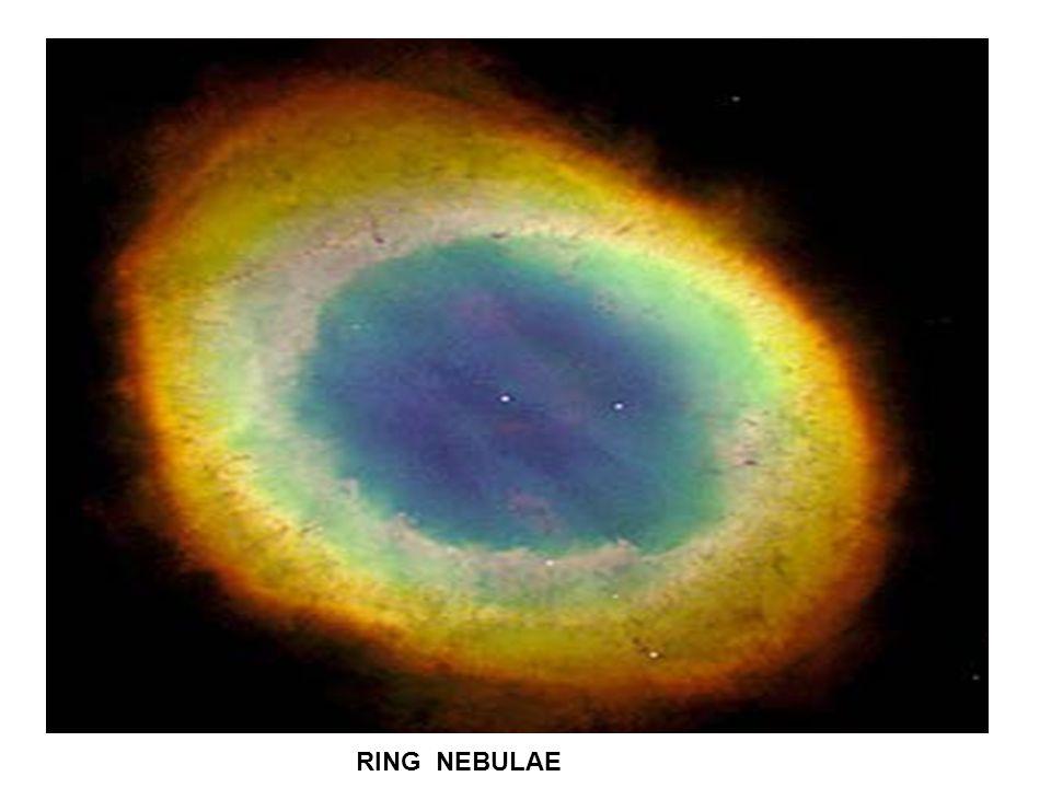 RING NEBULAE