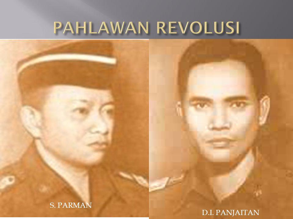 S. PARMAN D.I. PANJAITAN