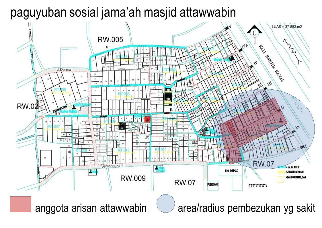 paguyuban sosial jama'ah masjid attawwabin anggota arisan attawwabinarea/radius pembezukan yg sakit