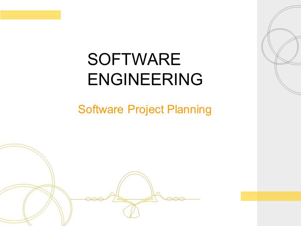 Scope – Penentuan Ruang Lingkup  Aktifitas pertama pada tahap perencanaan  Unambigous dan bisa dimengerti oleh pada tataran manajemen maupun teknik  Pernyataan/asumsi pada ruang lingkup perangkat lunak harus dibatasi