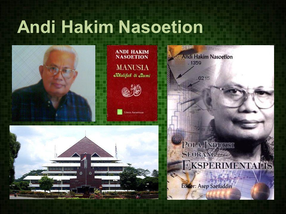 Andi Hakim Nasoetion