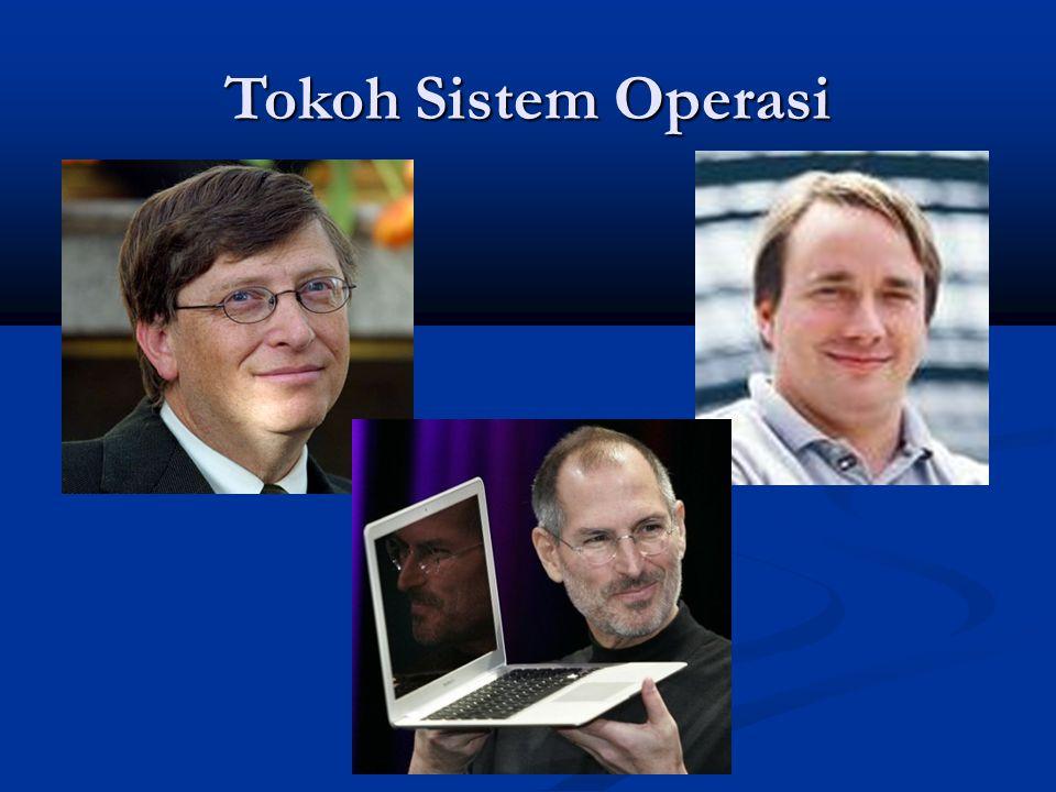 Tokoh Sistem Operasi