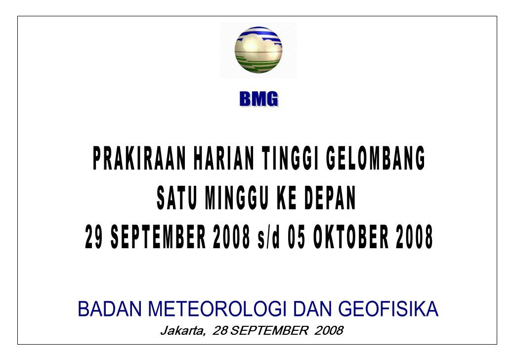 Jakarta, 28 SEPTEMBER 2008