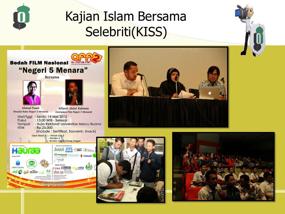 Kajian Islam Bersama Selebriti(KISS)