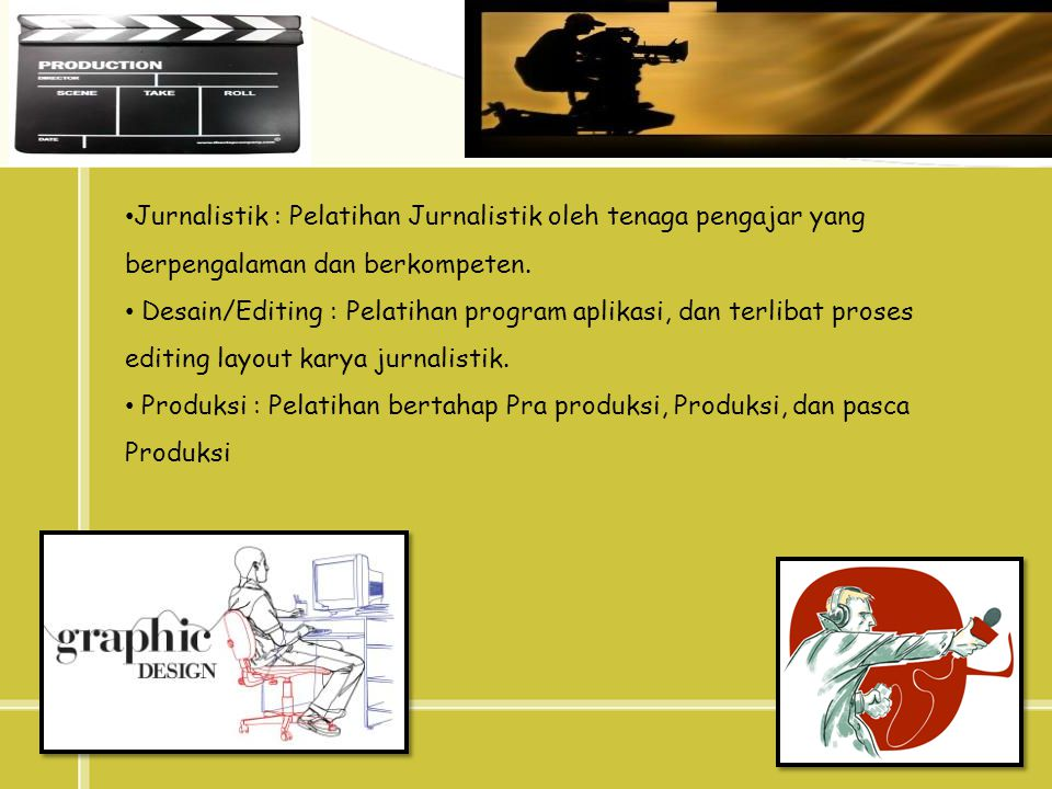 LDF Talim Alif Fikom be creative, be productive, and always positive