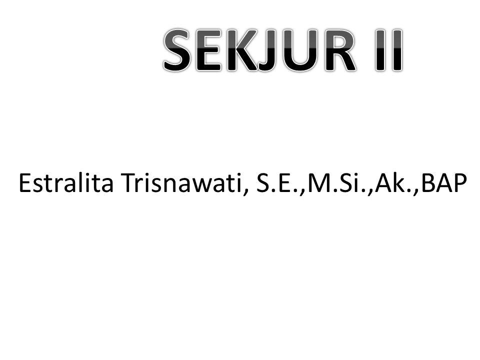 Estralita Trisnawati, S.E.,M.Si.,Ak.,BAP