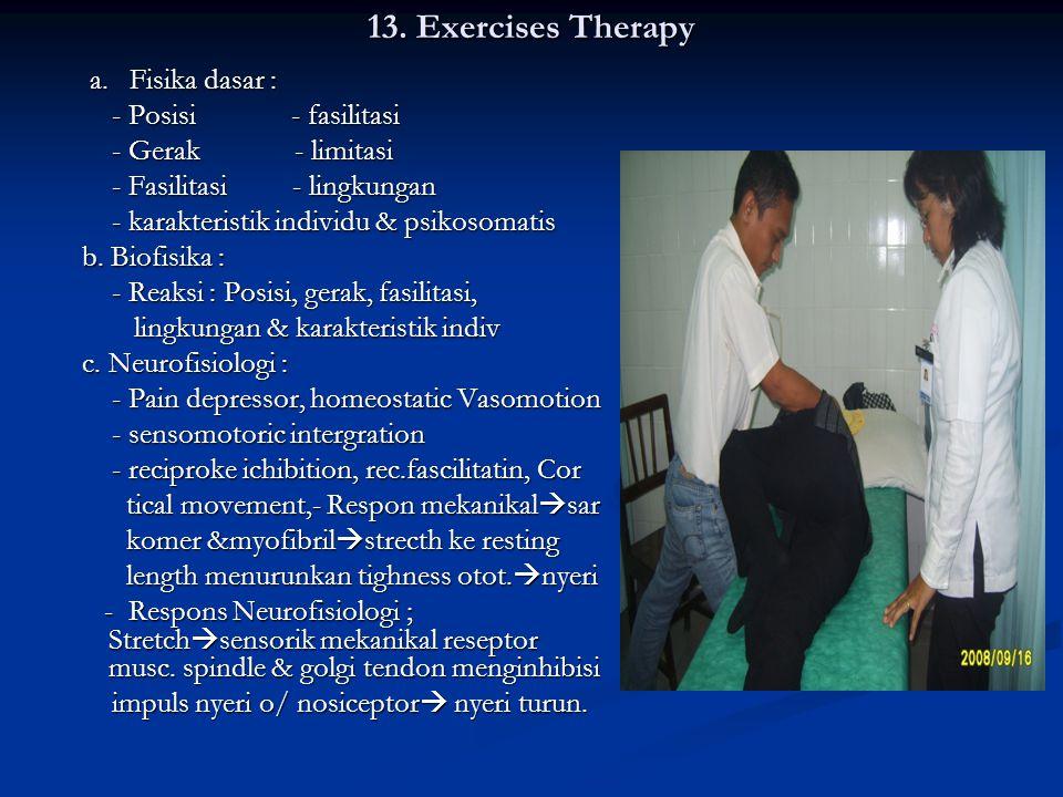 d. Hasil  Fisiologi : Metabolik/V.dilatasi/constrition,rileksasi,konduk tivitas saraf,sedatif/analgsic, >fundamental motor skill,cardiorespiratory fu