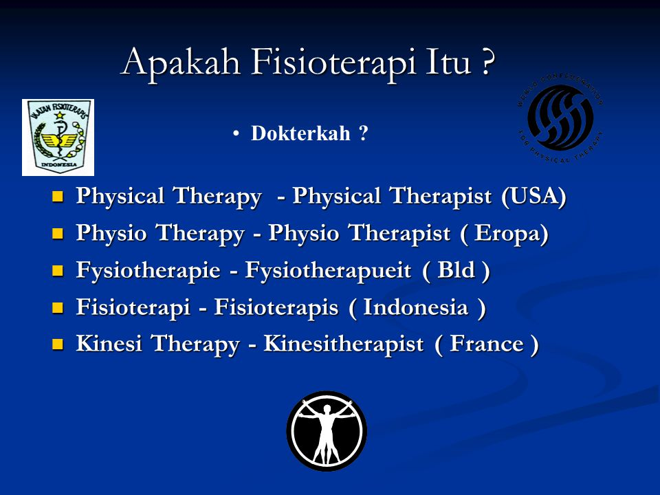 13.Exercises Therapy a. Fisika dasar : a.