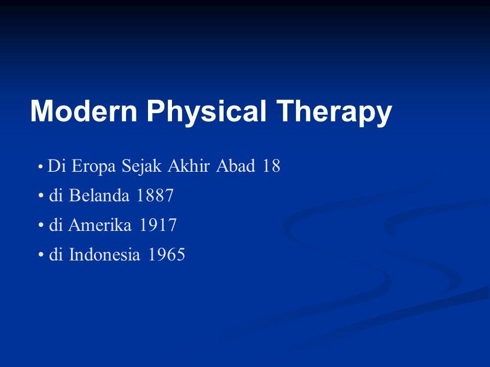 Zaman Modern - Fisioterapi Modern Abad 18 Ditemukannya Atom Ditemukannya Atom Ditemukannya mesin uap Ditemukannya mesin uap Ditemukannya Listrik Ditem