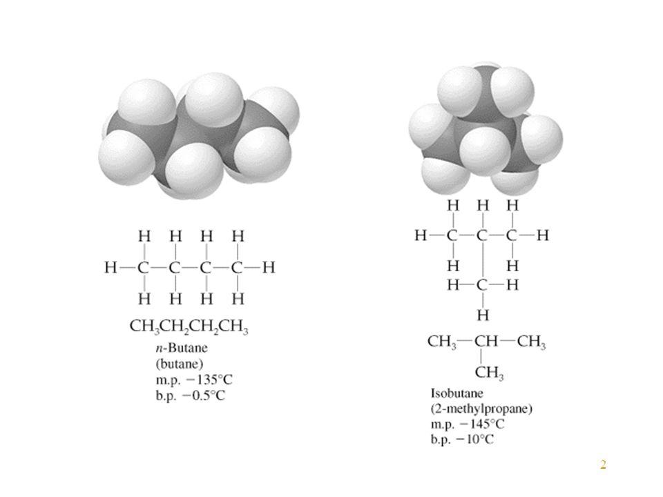 3 Alkana : senyawa organik yang miskin gugus fungsi How to make alkana more useful in organic synthesis.