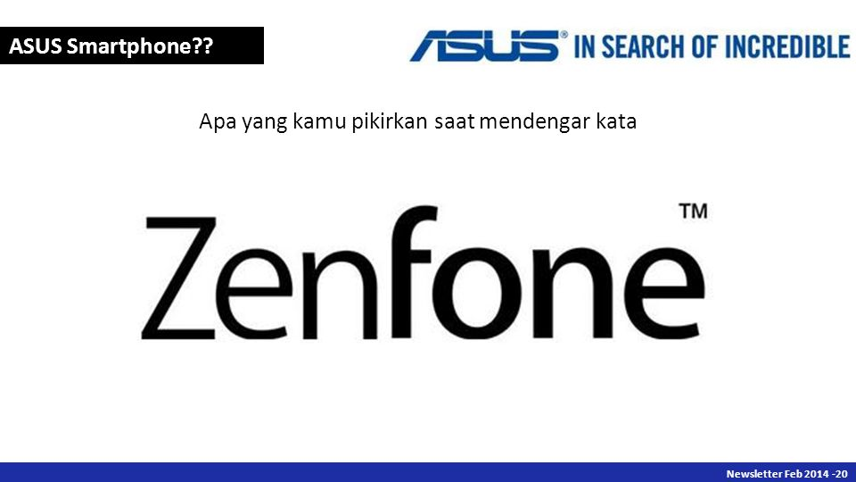 Newsletter Des Newsletter Feb ASUS Smartphone .