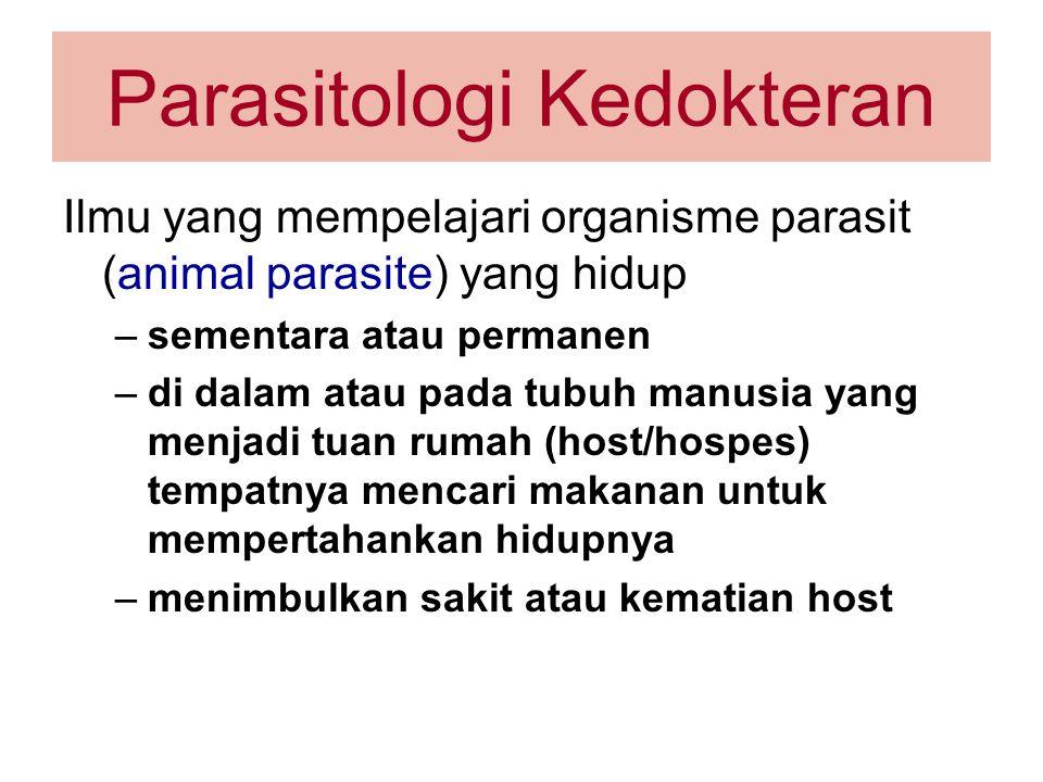 Morfologi Parasit
