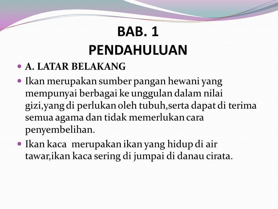 BAB.1 PENDAHULUAN A.