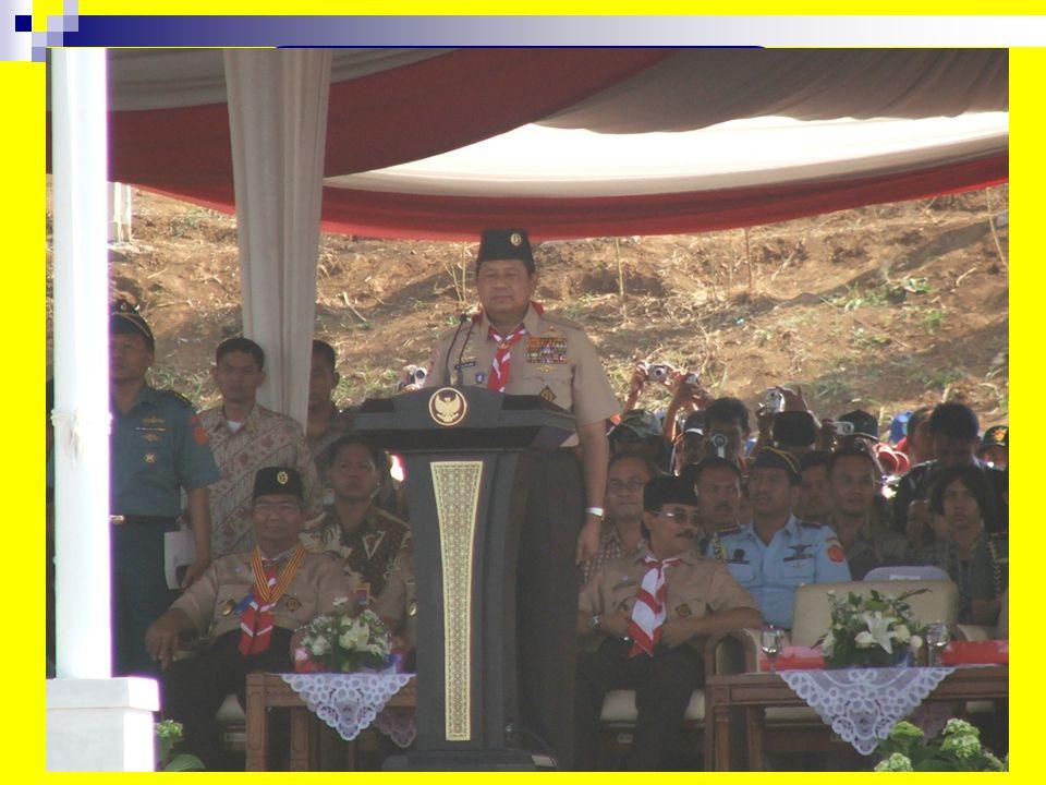 MAJELIS PEMBIMBING NASIONAL ( MABINA ) MAJELIS PEMBIMBING NASIONAL ( MABINA ) PRESIDEN REPUBLIK INDONESIA KETUA MABINAS ( KA MABINAS )
