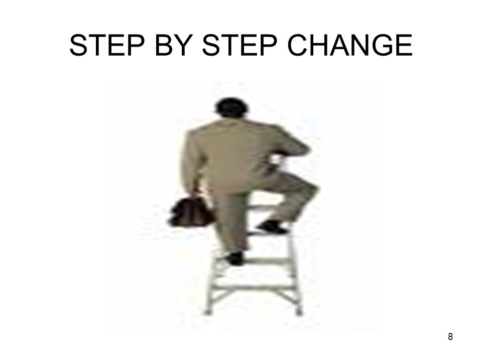 29 II.Org. Change Styles We need to gain a greater awareness of organizational changes.