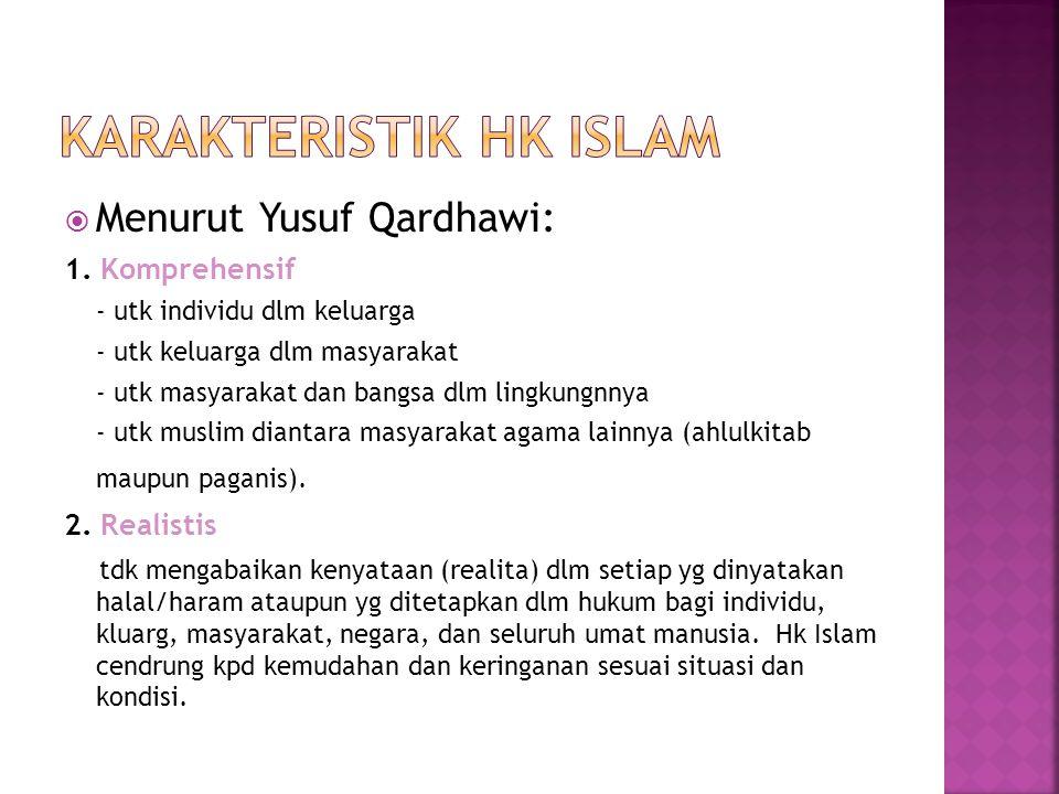  4.Asas Keadilan (Al-Adalah) Sikap adil ditekankan Allah SWT dlm bnyk ayat Qur'an: a.