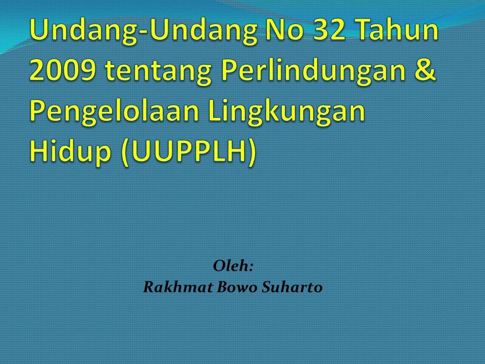 Oleh: Rakhmat Bowo Suharto