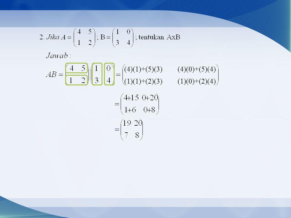 (4)(1)+(5)(3)(4)(0)+(5)(4) (1)(1)+(2)(3)(1)(0)+(2)(4)