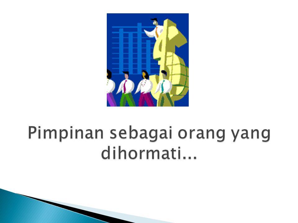  Tanpa campur tangan (intervensi) pimpinan karyawan akan menjadi pasif bahkan mungkin menentang terhadap kebutuhan- kebutuhan organisasi maka pimpinan perlu membujuk, memberi penghargaan, menghukum, dan mengendalikan karyawan, serta memberikan pengarahan pada tindakan-tindakan mereka.