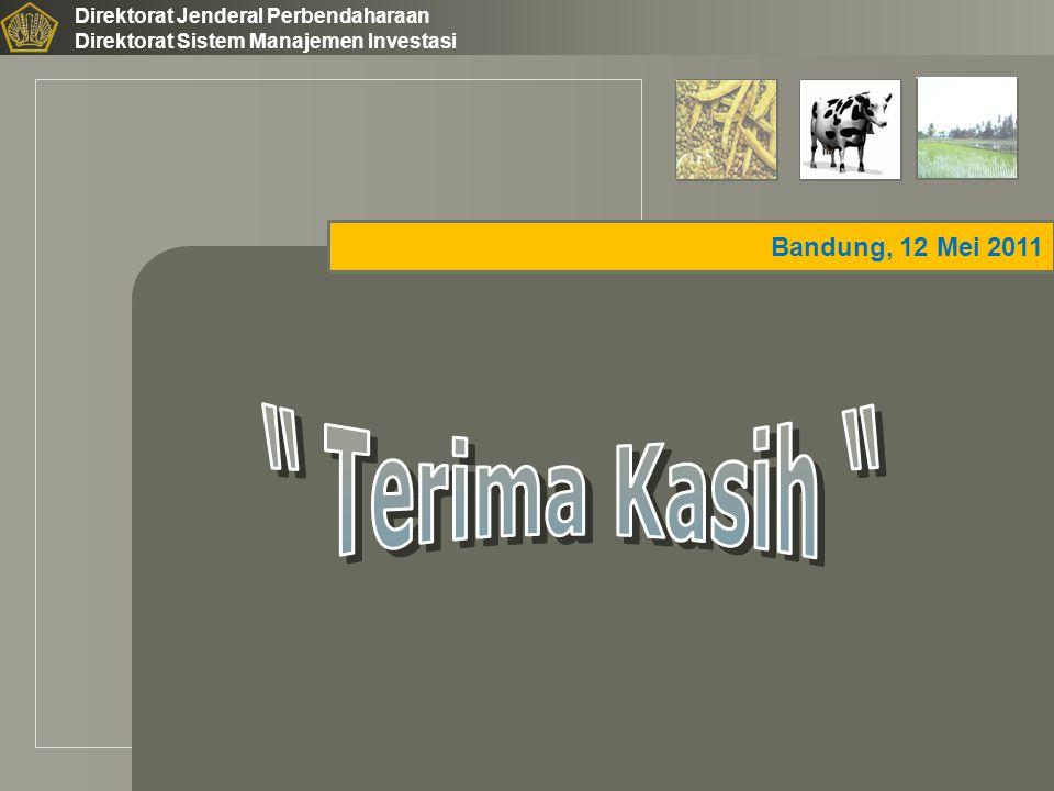 LOGO Bandung, 12 Mei 2011 Direktorat Jenderal Perbendaharaan Direktorat Sistem Manajemen Investasi