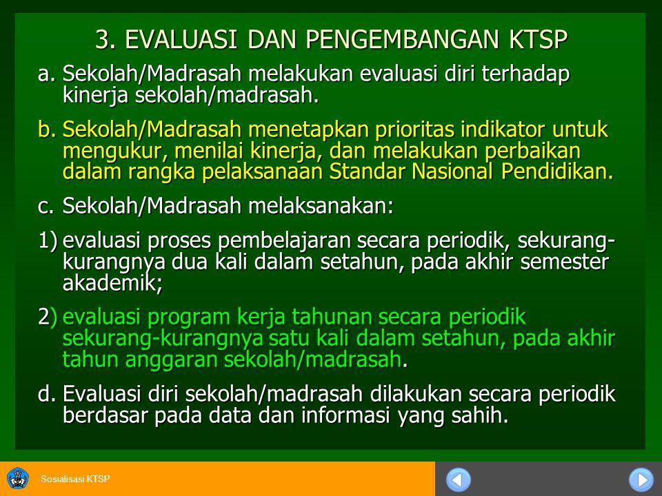Sosialisasi KTSP 2.