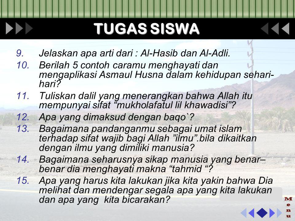 TUGAS SISWA JAWABLAH PERTANYAAN DIBAWAH INI.1.Jelaskan secara bahasa dan istilah pengertian Iman.