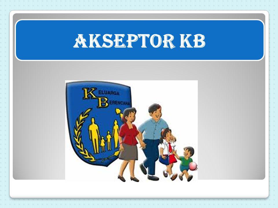 PENGERTIAN Keluarga Berencana (KB) merupakan suatu program pemerintah yang dirancang untuk menyeimbangkan antara kebutuhan dan jumlah penduduk.