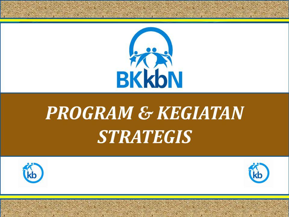 PROGRAM & KEGIATAN STRATEGIS