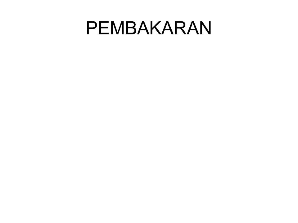 PEMBAKARAN
