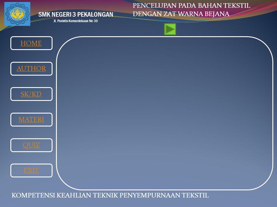 SMK NEGERI 3 PEKALONGAN Jl.