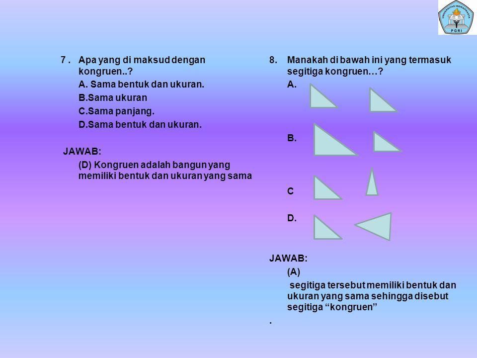 5.Lihat gambar Perbandingan gambar di atas adalah 1:2 Berapakah luas gambar II .