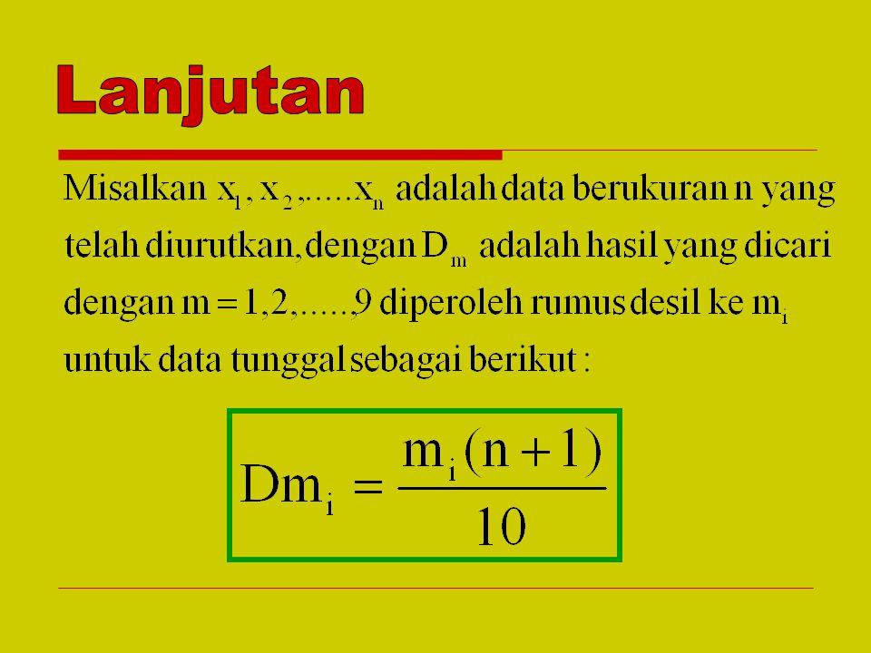 D1D1 D2D2 D3D3 D4D4 D5D5 D6D6 D7D7 D8D8 D9D9 Sekat 1 Sekat 2 Sekat 3 Sekat 4 Sekat 5 Sekat 6 Sekat 7 Sekat 8 Sekat 9 x1x1 xnxn