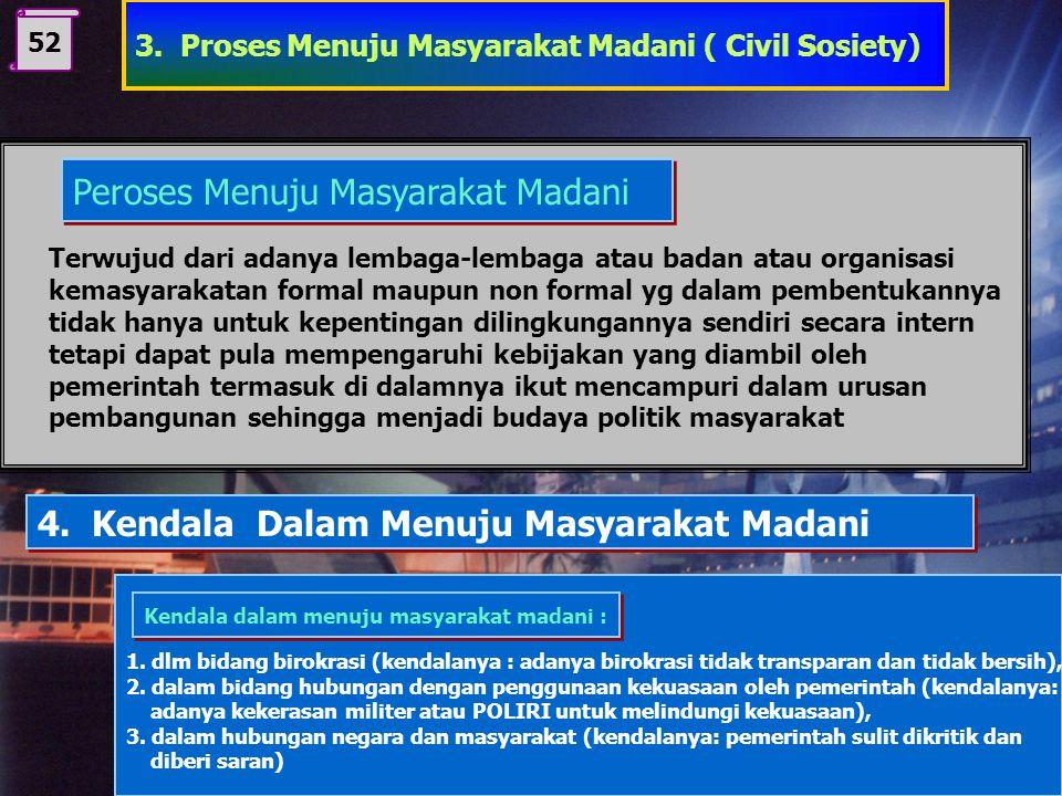 1. Mandiri dalam hal pendanaan 2. Swadaya dalam hal kegiatan 3. Bersifat memberdayakan masyarakat dan bergerak dalam bidang sosial 4. Tidak terlibat d