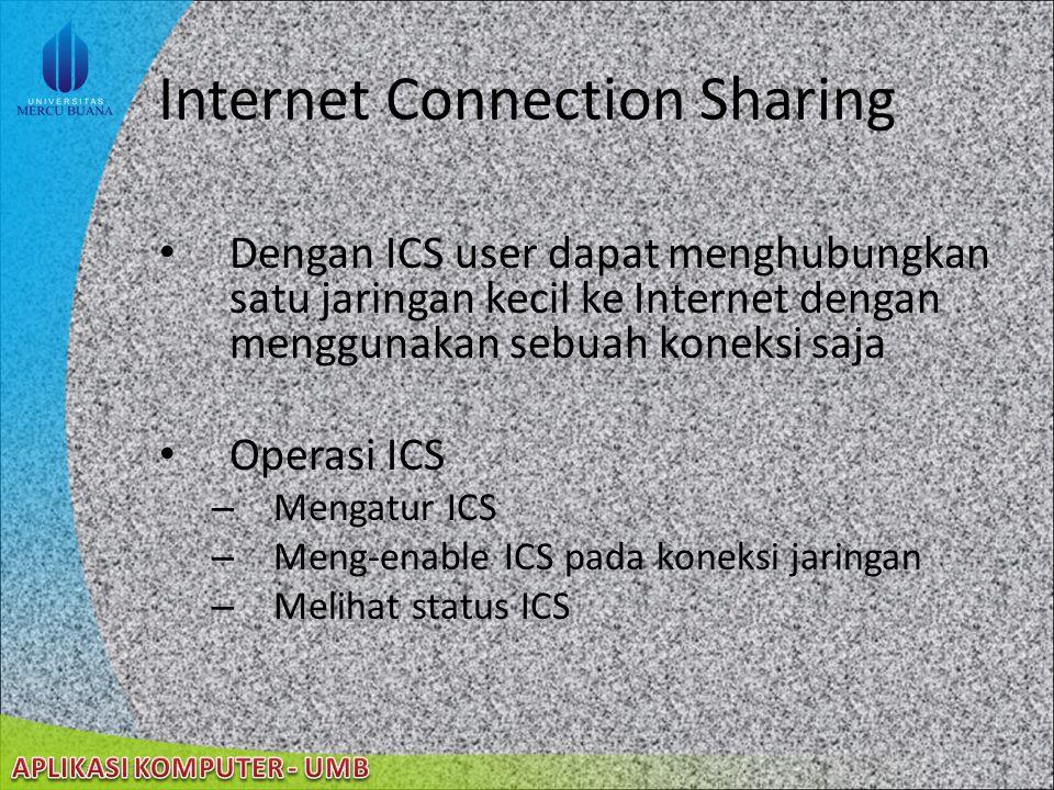 22/08/2014 ISP Internet Service Providers (ISP) adalah sebuah perusahaan yang menyediakan jasa akses ke Internet. Jika ingin melakukan koneksi ke Inte