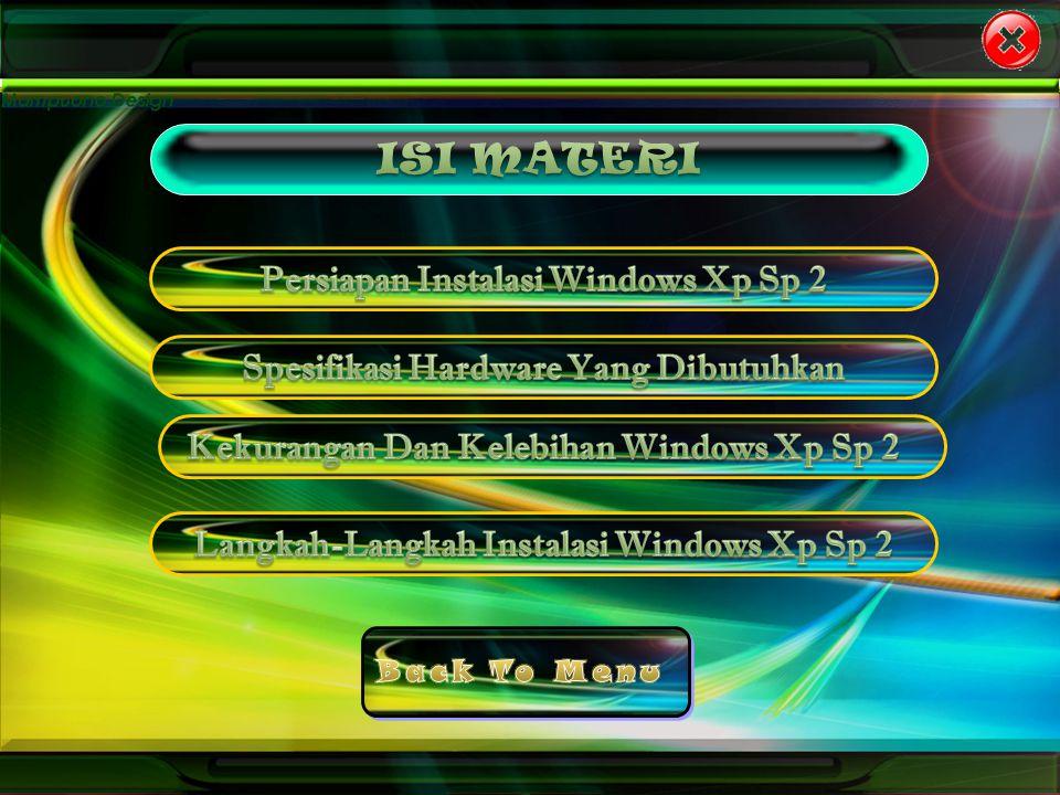4.Setelah itu anda akan masuk kedalam bagian yang terpenting yaitu mengenai pertisi (pembagian) harddisk, dalam penginstalan ini kita mempunyai hard disk sebesar 10 GB, yang kan kita bagi menjasi 2 partisi, dengan rincian 5 GB untuk tempat install windows (drive C) dan sisanya 5 GB untuk dokument.