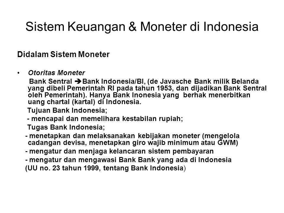 Bank Pencipta Uang Giral - Bank Umum; umumnya di luar negeri dinamakan Bank Komersial.