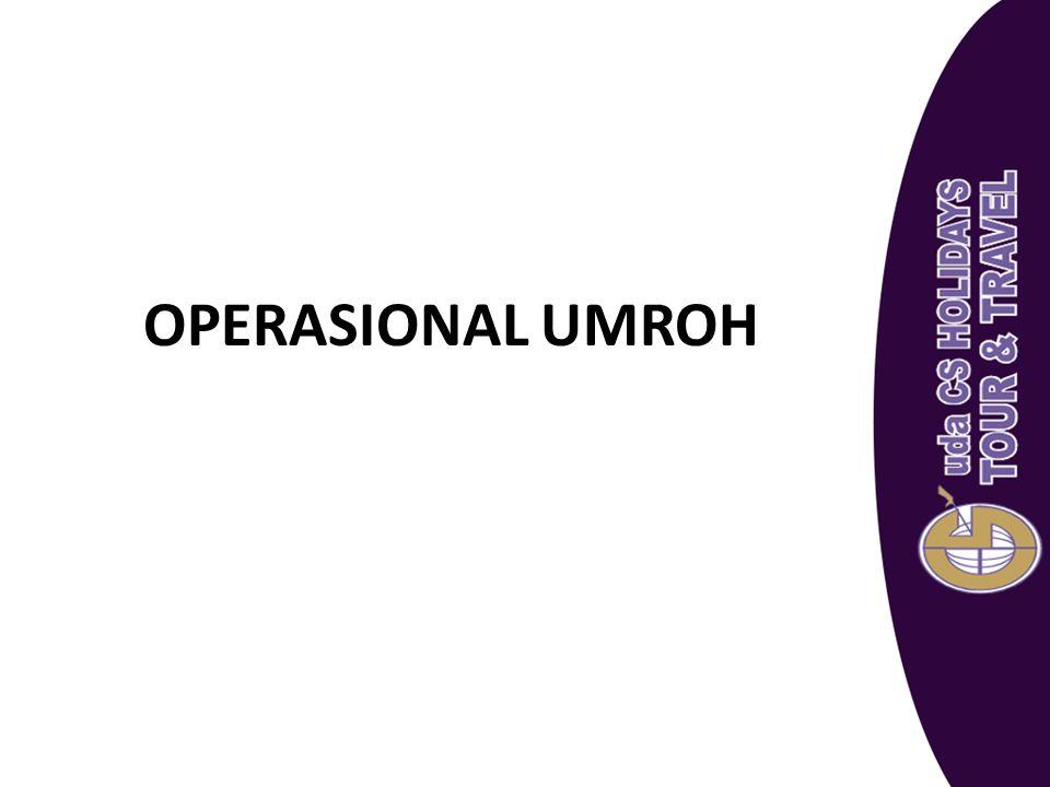 OPERASIONAL UMROH