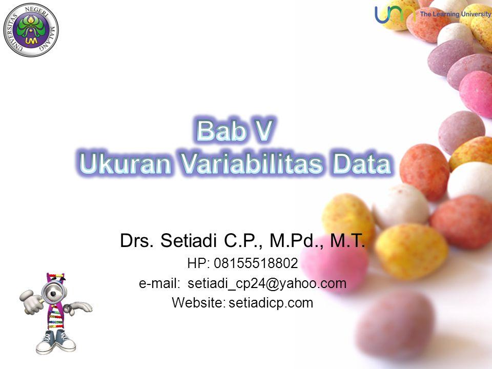 Drs.Setiadi C.P., M.Pd., M.T.