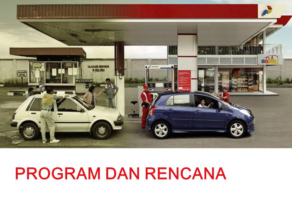 PROGRAM DAN RENCANA