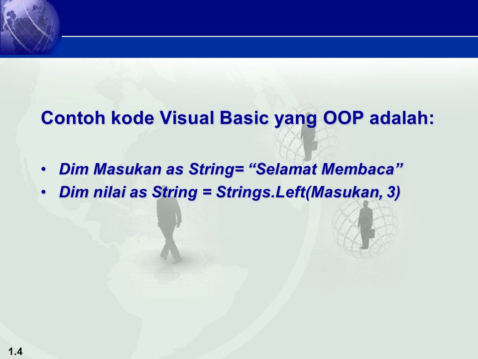 1.5 Tampilan awal Visual Basic 2008