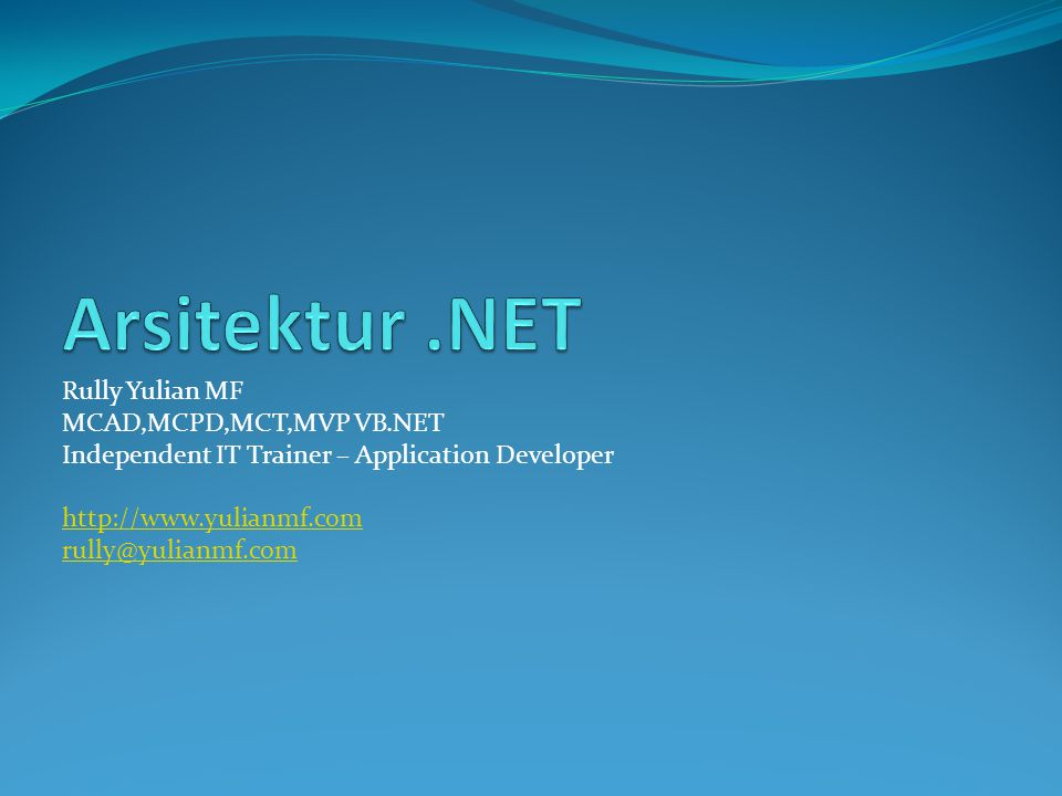 Overview.NET Framework Common Language Runtime (CLR) Base Class library (BCL) Intermediate Language (IL / MSIL) Visual Studio 2008