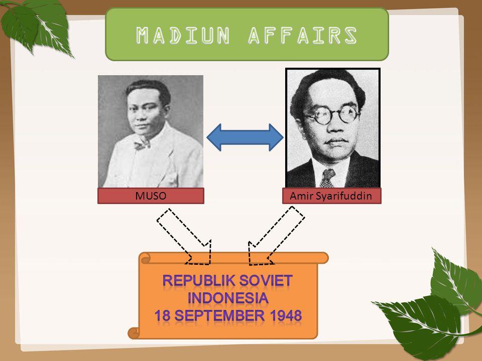 MUSO Amir Syarifuddin
